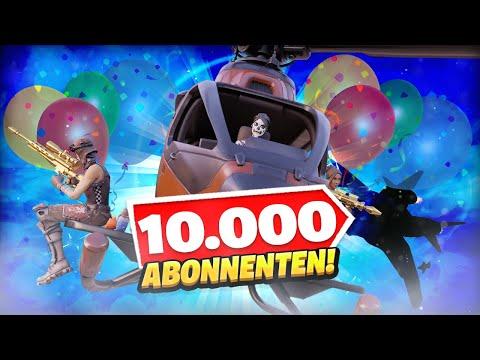 10.000 ABONNENTEN!🎉 - KREATIV ZUSAMMEN MIT EUCH | Addi