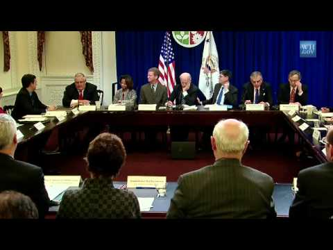 Recovery Act Cabinet Meeting