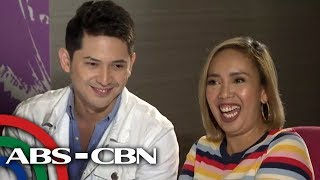 Video Rated K: Level Up! Kakai and Ahron on a one on one interview with Korina MP3, 3GP, MP4, WEBM, AVI, FLV Maret 2019