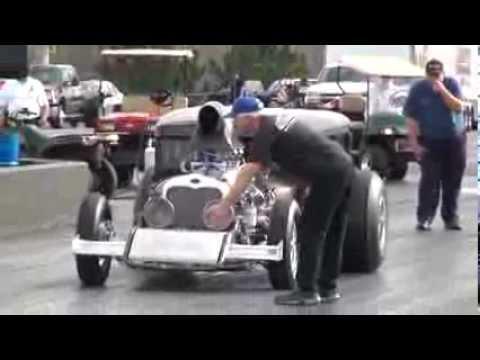 Robert Killian's rat rod could be world's fastest