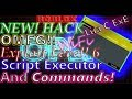 ROBLOX New Hack Exploit WiFi Jailbreak CMDS ✅ Btools Lua C Fire Sparkles And More ✅ [Working]!!!