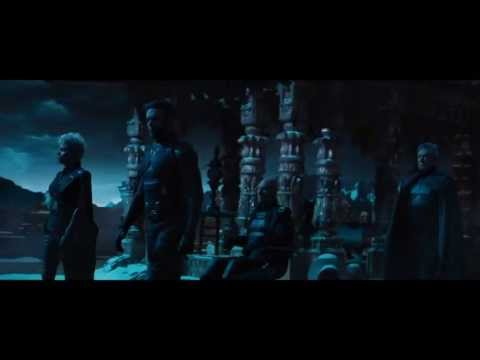 X Men Days of Future Past Official Trailer HD Hugh Jackman