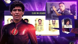 Video FIFA 18 #2 - LA DRAFT LA PLUS RAPIDE POSSIBLE AVEC MARADONA !!! MP3, 3GP, MP4, WEBM, AVI, FLV Oktober 2017
