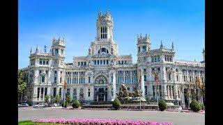 My visit to Spain includes stops in Madrid, Barcelona, Vigo and Santiago De Compostela.VIDEO CONTENTS:0:00:13 Flight to Madrid0:01:57 Hotel Ritz Madrid0:03:12 Plaza de la Lealtad0:03:38 Neptune Fountain/Canovas del Castillo Square0:04:38 Plaza de Cibeles/City Hall0:07:08 Open-top bus ride through Madrid0:11:51 Royal Palace of Madrid0:14:37 Plaza de Oriente0:18:11 Almudena Cathedral0:19:37 Toledo Gate0:21:09 Plaza Mayor0:24:22 Puerta del Sol0:29:28 Plaza de la Independencia/Alcalá Gate0:31:21 Plaza de Colon0:33:32 Puerta de Europa Towers (Gate of Europe)0:34:53 Prado Museum0:35:53 Night Tour of Madrid0:44:46 Flight to Barcelona0:52:24 NH Calderon Hotel Barcelona0:54:30 Plaça de Catalunya0:56:41 La Rambla1:02:34 Christopher Columbus Monument1:05:52 Port Vell1:08:23 Barcelona Walking Tour of Gothic Quarter1:08:46 Cathedral of the Holy Cross and Saint Eulalia1:11:17 Plaza de la Constitucion1:15:01 Buss ride through Barcelona1:16:48 Montjuïc Cable Car1:19:48 Castle of Montjuïc1:23:16 Olympic Stadium1:24:10 National Art Museum of Catalonia1:25:09 The Spanish Village1:27:29 La Sagrada Familia1:29:39 Gaudí's Park Güell1:32:55 Barcelona's Arc de Triomf1:34:09 Basilica of Santa Maria del Mar1:35:10 Plaça de Catalunya at Night1:36:40 Gran Via de les Corts Catalanes Fountain1:38:24 Barcelona sail away on Royal Princess1:47:16 Arrive in Vigo on Grand Princess1:51:49 Bus ride through Vigo1:54:32 Pontevedra1:56:09 Church of San Francisco1:57:32 Santiago De Compostela2:14:20 Bus ride through Vigo2:16:55 Grand Princess Vigo Sail Away2:26:46 SunsetFrom http://timvp.com