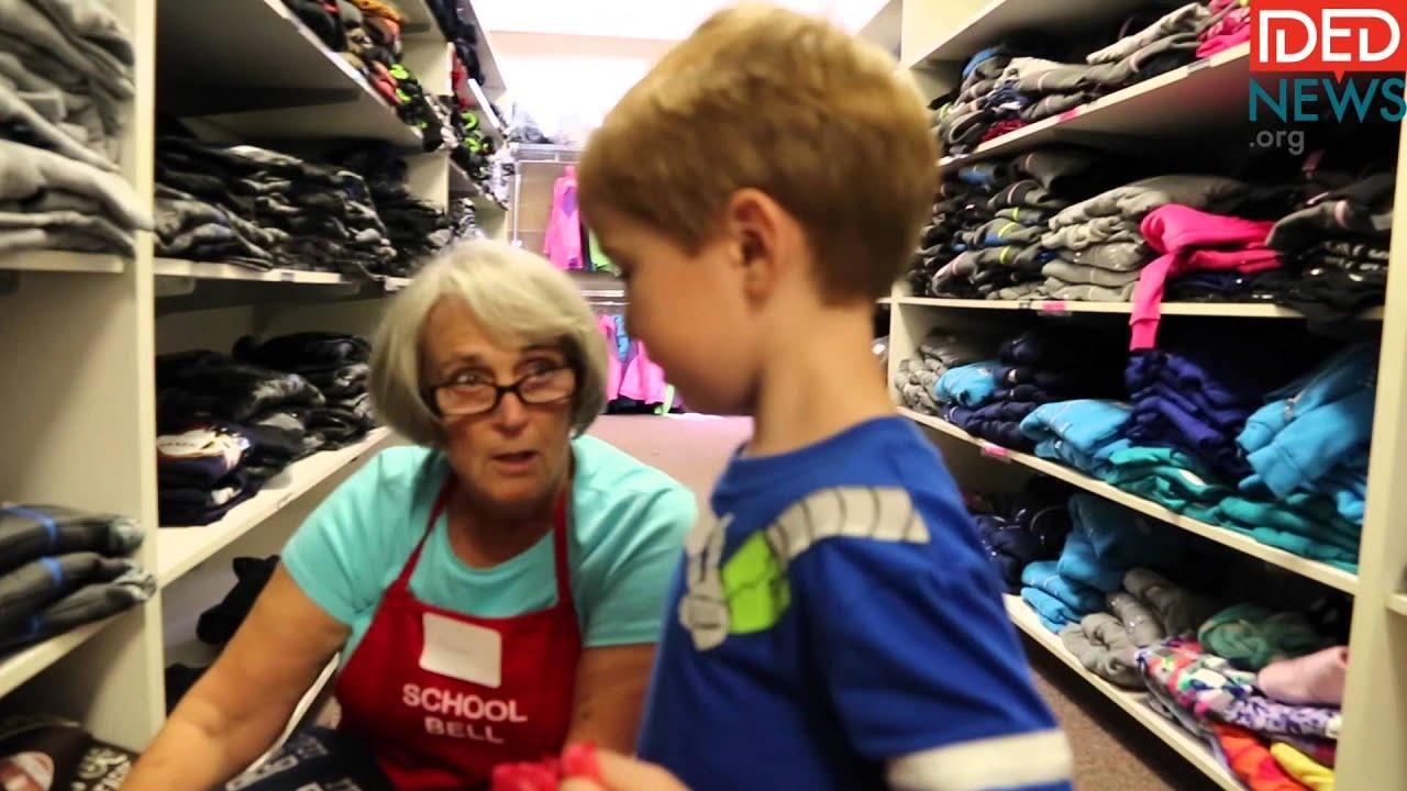 Working-class family appreciates community help