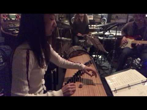 Moves Like Jagger - Bei Bei Ensemble Chinese Fusion Band