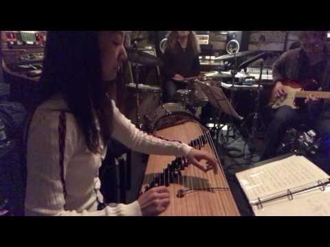 Moves Like Jagger - Bei Bei Guzheng Rock Band