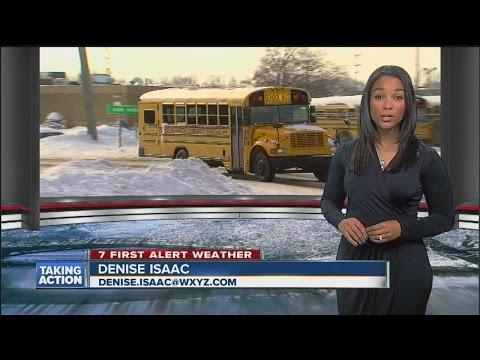 7 First Alert Winter Weather Special - School Closings
