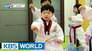 Video The Return of Superman - Triplets and Taekwondo MP3, 3GP, MP4, WEBM, AVI, FLV Juli 2018