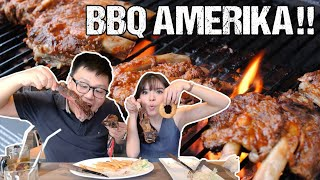 Video BBQ GOKIL ASLI AMERIKA !! Meleleh Di Mulut !! MP3, 3GP, MP4, WEBM, AVI, FLV November 2018