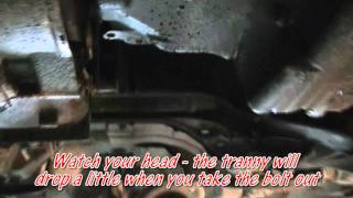 This video is the thrid in a 3 part series to remove the transmission for a clutch replacement on a 1997 Honda Civic. Looks like the civic is similar for the 1996, 1997, 1998, 1999 and 2000 model years - Sixth generation - EX, DX, LX, HX, CX, GX and Si. Transmission removal and replacement. This is part 3 in a series to complete the clutch replacement. In part 3 I complete the tranny and clutch removal. Hopefully I will someday get the 4th video created to help with installation.