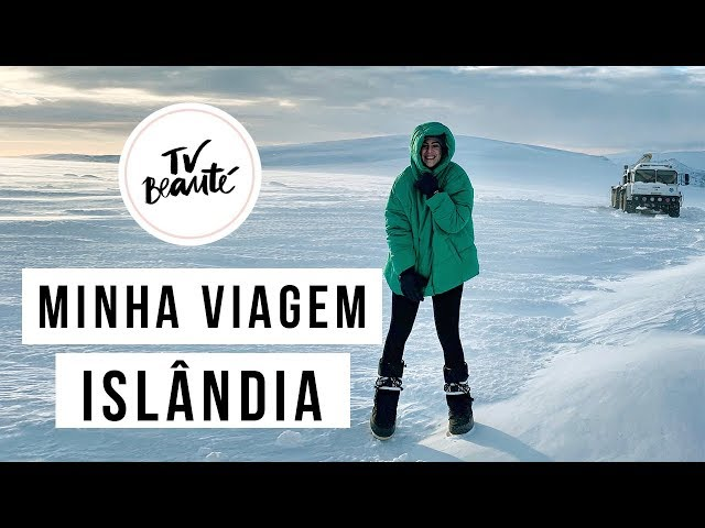 Islândia: Tudo Sobre a Minha Viagem - TV Beauté | Vic Ceridono - Victoria Ceridono