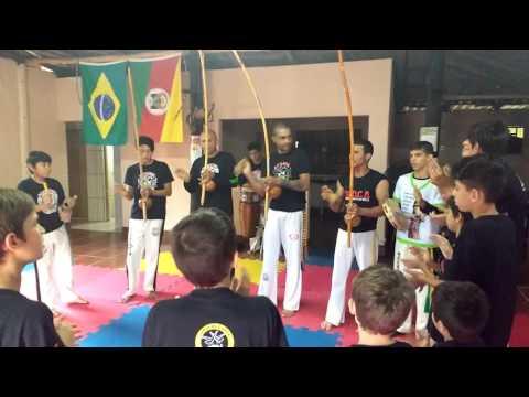 Apomil-Grupo de capoeira Apomil.Cerro Largo RS.