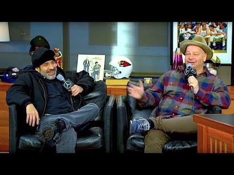 "Comedians Dave Attell & Jeff Ross Talk ""Bumping Mics"" & More w/Dan Patrick | Full Interview"