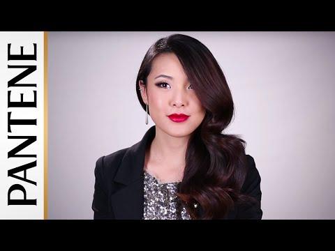 Wavy Hairstyles with frmheadtotoe – Retro Hair Tutorial | Pantene
