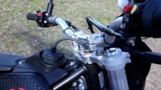 10. Aprilia sxv 450 super motard supermoto 2007