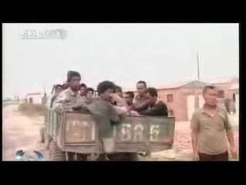 Chinese slave labour raids - 17 June 07