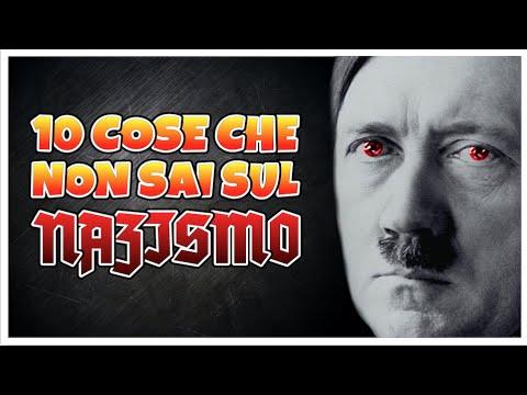 10 cose che forse non sai sul nazismo