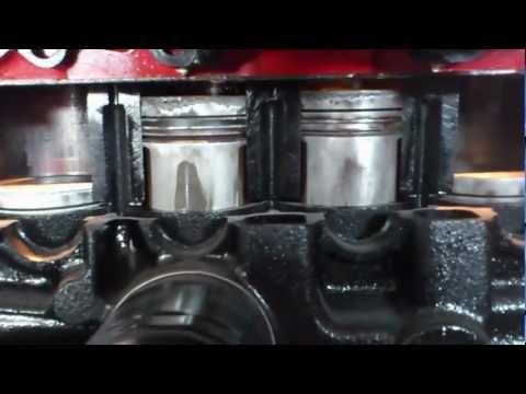 Λειτουργία 4χρονου κινητήρα
