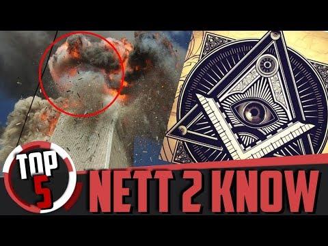 TOP 10 - unglaubliche Verschwörungs-Theorien & Internet-Mythen /\ #Nett2Know