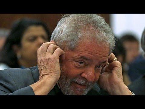 Βραζιλία: Σε σκάνδαλο εμπλέκεται ο πρώην πρόεδρος Λούλα