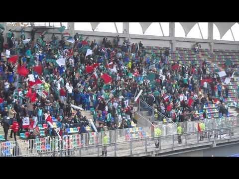 Gol de Audax Italiano frente a Palestino - Los Tanos - Audax Italiano
