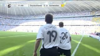 Deutschland - Schweden  WM 2006 2:0