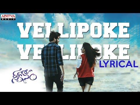 Vellipoke Vellipoke Lyrical | Nee Kosam Songs