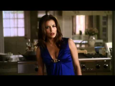 Desperate Housewives: Bree takes care of Gaby's daughters
