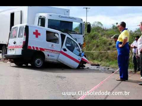 Acidente na ERS 332 em Soledade mata três pessoas de Ubiretama