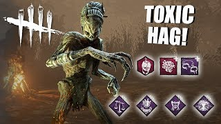 Video Playing As The Hag BUT I'm SUPER TOXIC | Dead By Daylight MP3, 3GP, MP4, WEBM, AVI, FLV September 2019