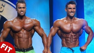 ARNOLD CLASSIC 2016 — MEN'S PHYSIQUE TOP 5