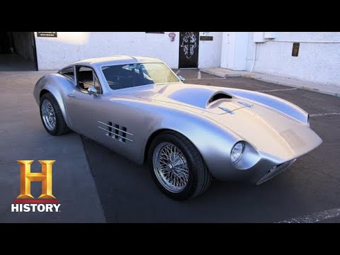 Counting Cars: RARE & WICKED 1962 KELLISON (Season 9) | History