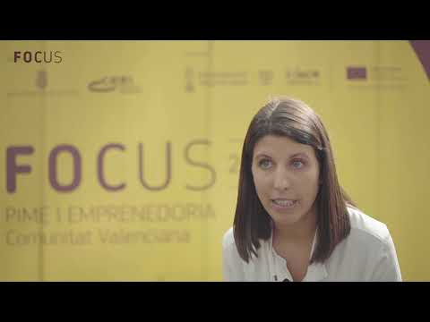 Aida Carrillo en Focus Pyme y Emprendimiento Comunitat Valenciana 2018