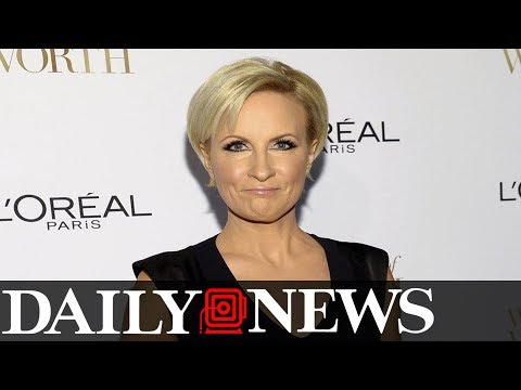 Mika Brzezinski could no longer stay silent on pal Mark Halperin