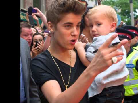 jaxon - This is for the brothers Bieber's, with all my love, they make me happy I love them, they are beautiful, Justin takes care of Jazzy of the boys because they ...