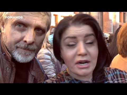 Армяне о революции, коротко и добавить нечего.
