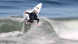 The South Bay didn't receive many swells throughout March, but there were a few decent days.  Surfers include; Noah Collins, Matt Pagan, Tyler Hatzikian, Kyle Brown, Damian Fahrenfort, Tommy Ostendorf and others.