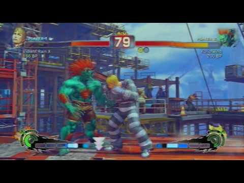 preview-Super Street Fighter 4 First Impressions (Xbox 360 / PS3) (Yuriofwind)