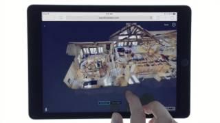 Working 3D Matterport Model