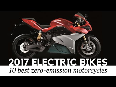 12 Best Electric Motorcycles to Buy in 2017 (Prices and Technical Specs Compared)