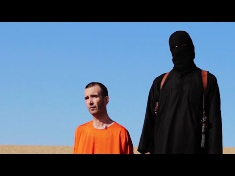 islamic - Militants from the Islamic State released a video which purports to show the beheading of British aid worker, David Haines. Photo: AP Subscribe to the WSJ channel here: http://bit.ly/14Q81Xy...