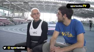 Interview And Race With 95-Year-Old Charles Eugster