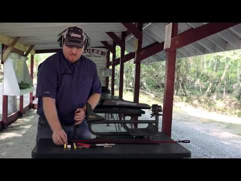 Traditions Firearms - How to Load & Fire Your Tracker Muzzleloader