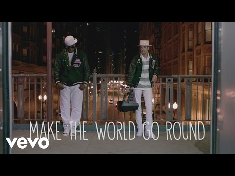 Music Video: DJ Cassidy ft. R. Kelly – Make the World Go Round