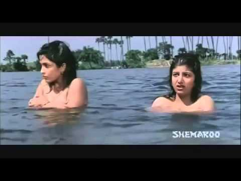 XxX Hot Indian SeX Ramya and Rambha Indian Actress Boob Show in Water.3gp mp4 Tamil Video