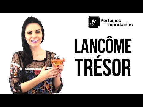 Perfume Lancôme Trésor Feminino - Eau de Parfum