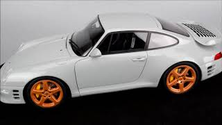 GT Spirit Porsche RUF 911 (993) Turbo R Limited