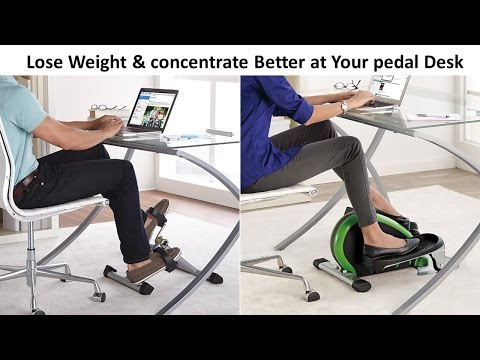Lose Weight & concentrate Better at Your desk cycle