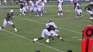 Antonio Allen vs ECU (2011)
